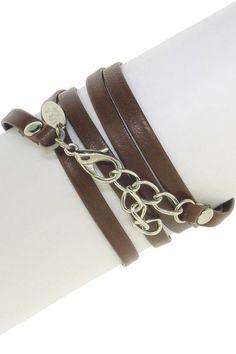 wrap bracelet closure