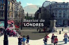 Barrios más importantes de Londres