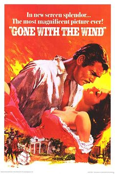 Jun 26, 1998:  Gone with the Wind re-released in United States