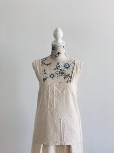 Women Two-Piece Set Crinkled Cross Back Pinafore Top Criss Two Piece Sets, Crinkles, Im Not Perfect, Cotton Fabric, Studio, Trending Outfits, Lace, Vintage, Tops