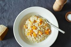 Oven Butternut Squash Risotto recipe: Quick and simple prep.  #food52