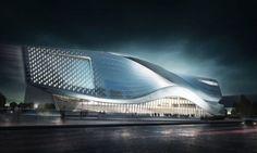 Dalian Museum COMPETITIONS adamardesignaia katherineneidel