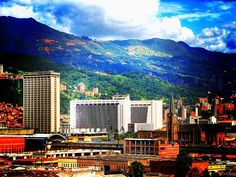 Centro Administrativo Alpujarra De Medellín