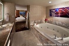 Penthouse City View Suite at MGM Grand