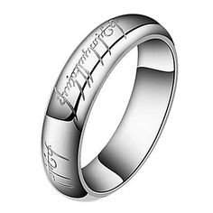 You Look Beautiful, Engraved Rings, Ring Necklace, Laser Engraving, Ring Designs, Jewelery, Lord, Women Jewelry, Mens Fashion