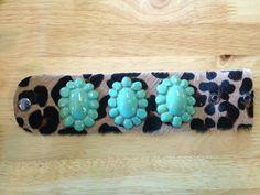 Sookie Sookie: Tres Waxahatchie on Leopard Leather