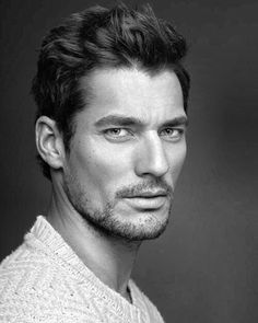 Portrait - David Gandy by Lenny Guetta