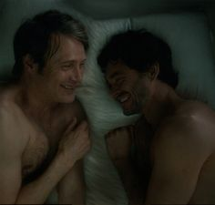 Hannibal and Will <3