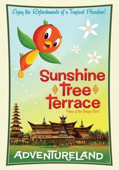 Sunshine Tree Terrace - Adventureland