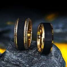 #sponsored Huge selection and top of the line quality wedding bands for your groom. Shop here. #wedding #weddingband #weddingring #groom #mensjewelry Groom Style, Groom And Groomsmen, Wedding Bands, Rings For Men, Mens Fashion, Shopping, Jewelry, Jewels, Moda Masculina