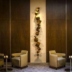 Metal Sculptures from Eaton Fine Art - Hospitality Design
