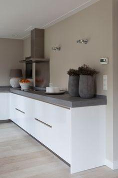 Keuken - Villa Zeist - Ginterieur