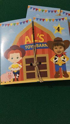 Invito Toy Story