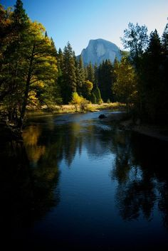 Yosemite Valley, California... one could spend an eternity there and not grow tired of it. travel