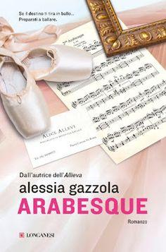 Peccati di Penna: SEGNALAZIONE - Arabesque di Alessia Gazzola | Long...