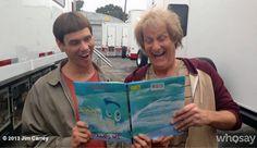 """Vejam as primeiras imagens do filme """"Debi & Lóide 2″ http://cinemabh.com/imagens/vejam-as-primeiras-imagens-do-filme-debi-loide-2"""