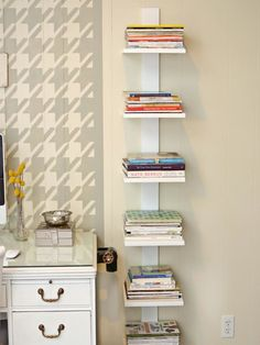 12 Gorgeous Ways To Organize Your Bookshelves
