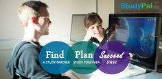 #StudyPal Study Smart, Study With A Partner! http://www.studypal.co