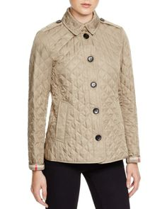 Burberry Brit Ashurst Quilted Jacket     416.50