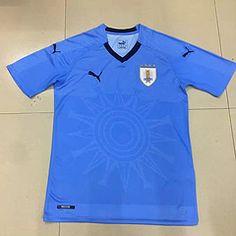 Wsapp: 008618028684142, www.ckss.es 2018 Copa del Mundo Uruguay camiseta local