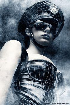 Latex Lady V by Dimitar Hristov (54ka) Fashion Beauty Model  beautiful Beauty glamour