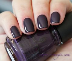 China Glaze - Charmed I'm Sure (Autumn Nights Collection Fall 2013) / Scrangie