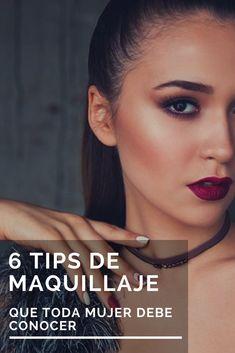 Maquíllate como una profesional con estos increíbles trucos. | automaquillaje paso a paso | tips de maquillaje ojos paso a paso | trucos de maquillaje labios | #maquillaje