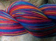 Gemstones Sock Yarn, Island Sunset