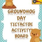 This product contains nine activities for students to choose from based on Groundhog Day which is celebrated every February 2nd.