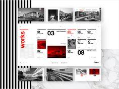 Bam - Works (concept) by Adrián Somoza