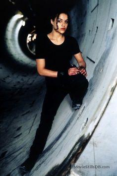Resident Evil - Promo shot of Michelle Rodriguez