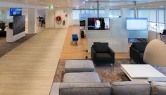 Samsung heeft vandaag een Executive Briefing Center in Delft geopend in een vestiging van 650m2 waar het bedrijf oplossingen voor de zakelijke markt presenteert.