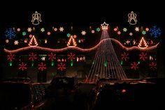 bucket list synchronizing christmas lights to music