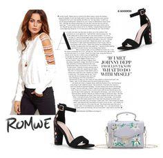 """Romwe 5/10"" by zerka-749 ❤ liked on Polyvore"