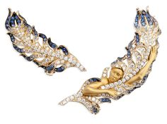 Magerit - Hechizo Collection: Earrings Odette