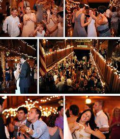Smith Barn at Brooksby Farm Wedding :: Kristyn & Nick. I do love a barn wedding.