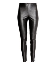 Imitation Leather Leggings | H&M Divided