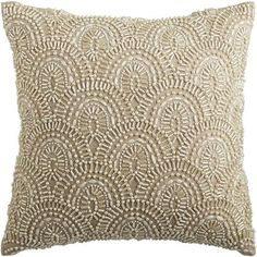 To refer to this as just a pillow would be a huge understatement. Adorned with…