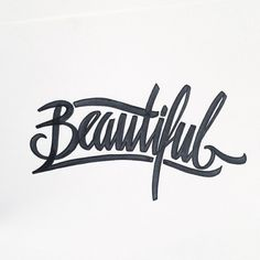 Beauty. There's beauty everywhere.