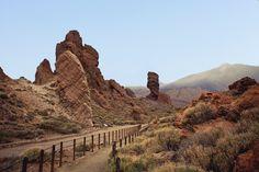 Cañadas del Teide, Parque Nacional del Teide. Tenerife