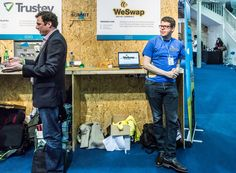 WeSwap Social Currency - Web Summit 2013 -  #infomatique