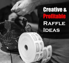 A list of some super creative and profitable raffle ideas to help you succeed with your events and fundraising goals! (Photo by Roger H. Fundraising Activities, Fundraising Events, Creative Fundraising Ideas, Football Fundraising Ideas, Non Profit Fundraising Ideas, Creative Ideas, Church Fundraisers, Raffle Prizes, Amigurumi