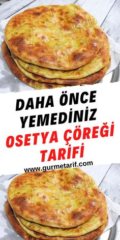 Turkish Recipes, Bread Recipes, Sweet Recipes, Tea Time, Hamburger, Food And Drink, Pizza, Yummy Food, Cooking