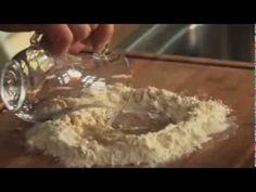 Recept voor lasagne verde & focaccia met parmaham en rode pesto   njam!