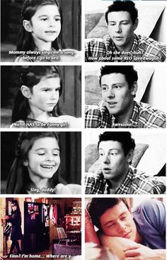Finchel Au: In which Finn realizes his daughter is just a mini version of Rachel.