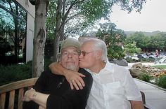 George Jones and Merle Haggard