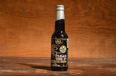 Dark Horse Brewing Company - Bourbon Barrel Plead the 5th Imperial Stout. 20 bottles of 2012.