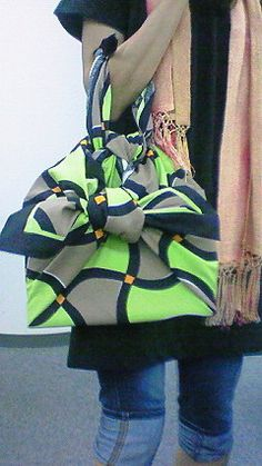 Furoshiki sac à main