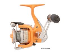 With Propulsion, A-RB bearings, and Super Stopper II, the lightweight Sonora reel is a heavyweight when it comes to features. - TackleDirect, we carry Shimano Sonora FB Spinning Reels. Best Fishing, Fishing Tackle, Fishing Tips, Fishing Stuff, Fishing Lures, Fishing Spinning Reels, Shimano Fishing, Shimano Reels, Bait And Tackle