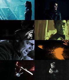 """""""star trek au > mirrorverse """"In space no one can hear you scream. New Star Trek, Star Wars, The 2nd Law, Star Trek Voyager, Fandoms, Mirror Mirror, Stars, Scream, Trekking"""